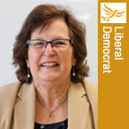 Profile image for Councillor Hazel Thorpe